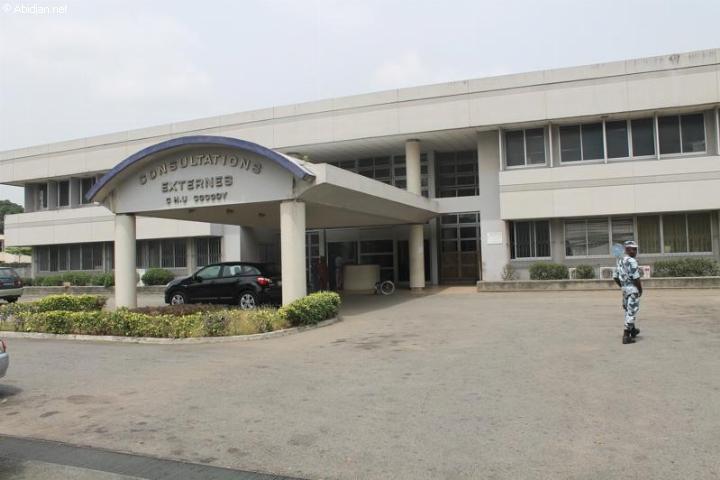 L'Hôpital De L'Université De Université Privée De Côte D'Ivoire