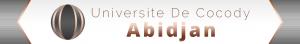 université de cocody abidjan site officiel